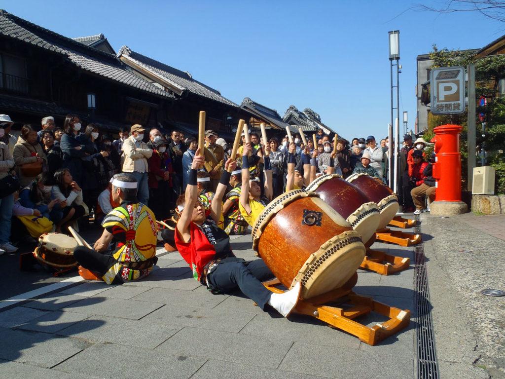 富士見太鼓の会 屋台囃子