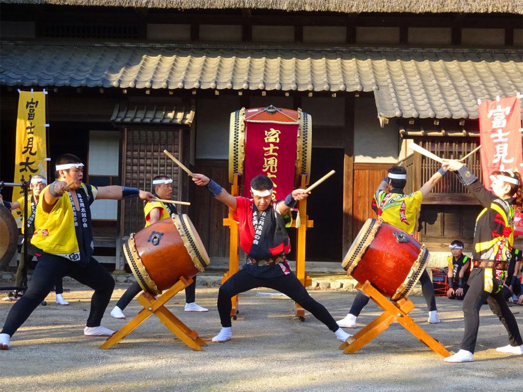 富士見太鼓の会 2段追い打ち
