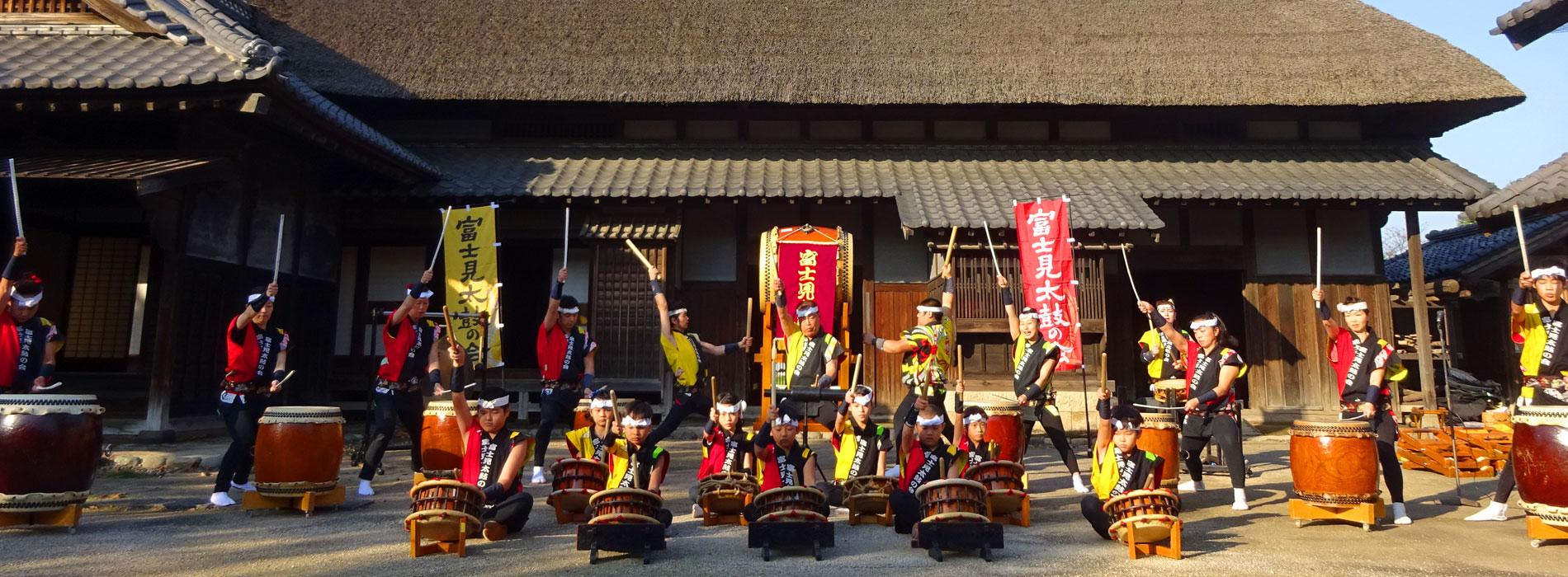 富士見太鼓の会 疾風